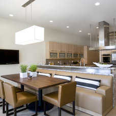 Contemporary Kitchen by Handman Associates