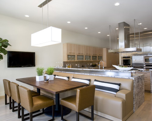Banquette Table Houzz