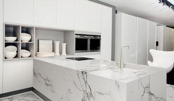 Dekton Aura Kitchen