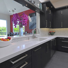 Contemporary Kitchen by DRP International Design, Inc.