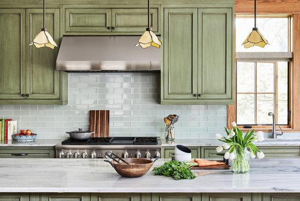 Craftsman Kitchen by WINN Design+Build