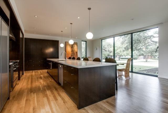 Modern Kitchen by ICF Custom Homes