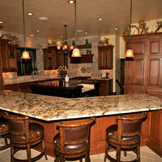 Traditional Kitchen by Designs Galore, LLC