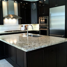 Contemporary Kitchen by NMB Custom Homes and Renovations, LLC