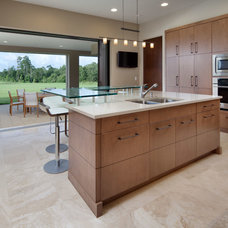 Contemporary Kitchen by Storch Entertainment Systems