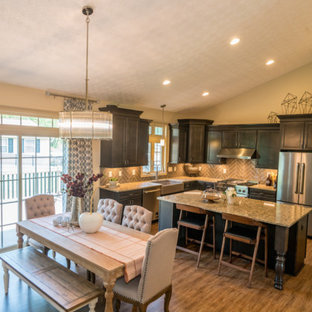 Kitchen appliance - Example of a kitchen design in Columbus