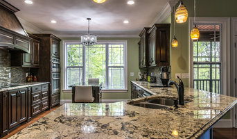 Delicatus White Granite Kitchen Countertops