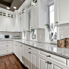 Contemporary Kitchen by Shane Homes Ltd.