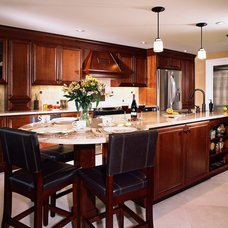 Traditional Kitchen by Wyman Builders, Inc.