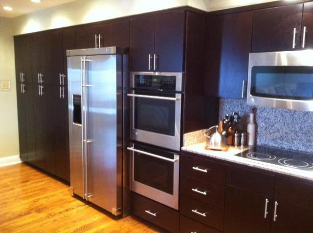 Contemporary Kitchen by Delta Cabinets of New Orleans