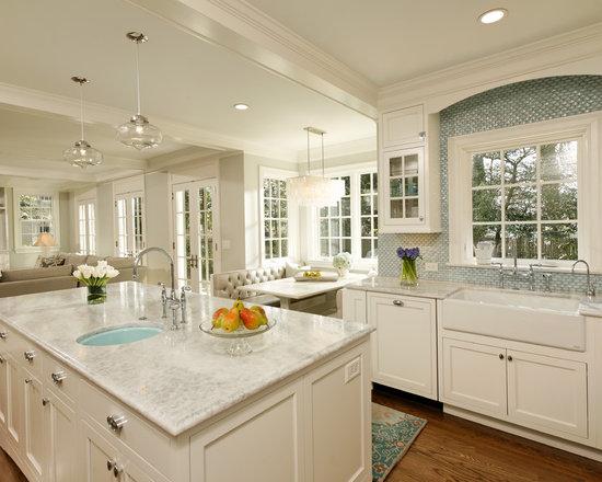 Kitchen Islands With Sinks kitchen island sink | houzz