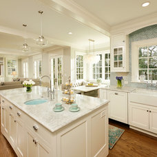 Traditional Kitchen by Erin Hoopes