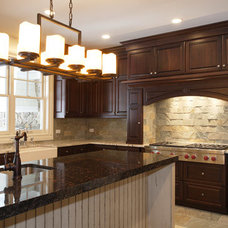 Traditional Kitchen by Broadway Kitchens & Baths