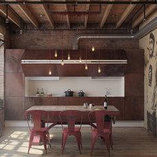 Industrial Kitchen by NORDES