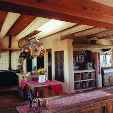 Traditional Kitchen by Denman and Associates