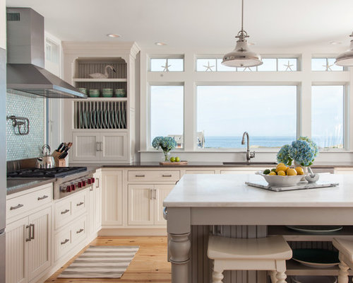 Cape Cod Kitchen Houzz