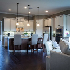 Eclectic Kitchen by Interiors Revitalized