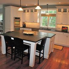 Kitchen by Artisan Kitchens LLC