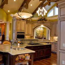 Traditional Kitchen by Dennis Ott Builders