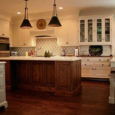 Traditional Kitchen by BKC Kitchen and Bath