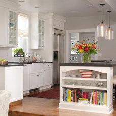 Contemporary Kitchen by Andrea Schumacher Interiors