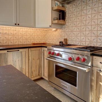 Denver Historic Home Kitchen and Master Bathroom Remodel