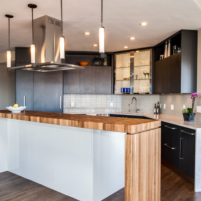 Denver Palace Loft Kitchen Remodel in LoDo