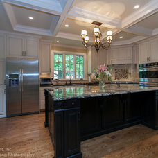 Traditional Kitchen by Dunn Development, Inc.