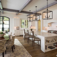 Traditional Kitchen by Danes Custom Homes