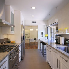 contemporary kitchen by Alta Constructors, Inc.