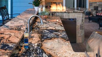 Desert Dream Outdoor Kitchen