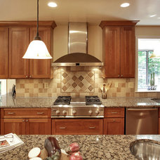Traditional Kitchen by Kingston Design Remodeling