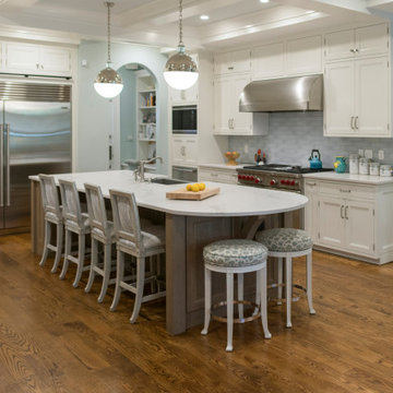 Design Build Kitchen and Bath Renovation in Chevy Chase