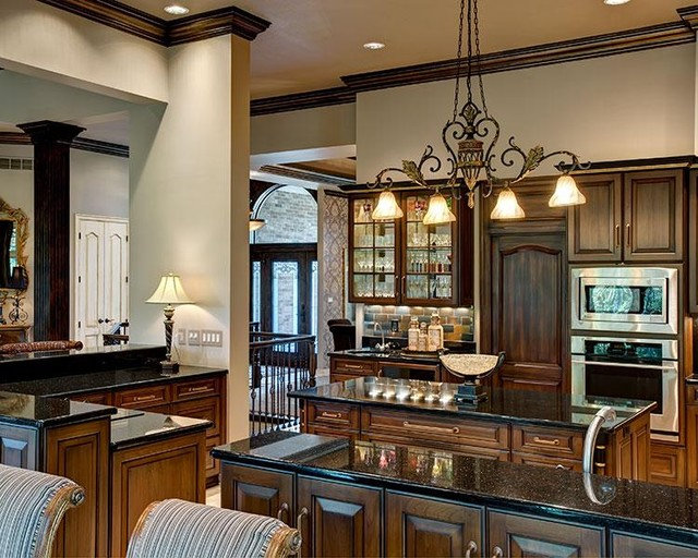 Traditional Kitchen by Design Connection, Inc