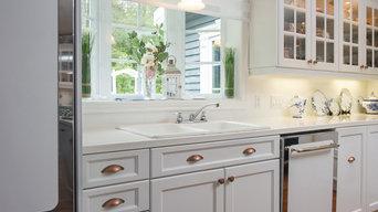 Design de Cuisine Pretty - Kitchen Designs