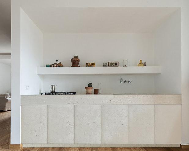 Contemporary Kitchen by Clerkenwell Design Week