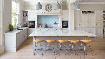 Design for Drew Forsyth Project in Fulham UK