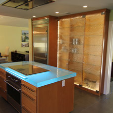 Contemporary Kitchen by Design Studio -Teri Koss