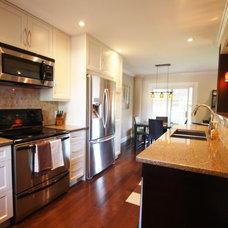 Traditional Kitchen by Lotus Home Interiors www.lotushomeinteriors.com