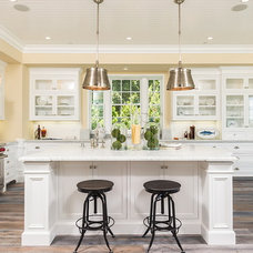 Traditional Kitchen by DTM INTERIORS