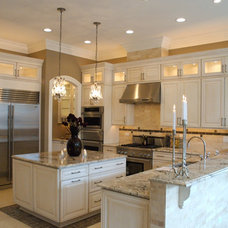 Traditional Kitchen by Gillman Builders
