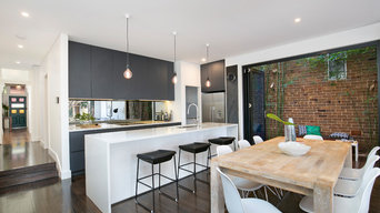 Designer family living in Leichhardt