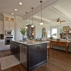 Traditional Kitchen by Celebration Homes