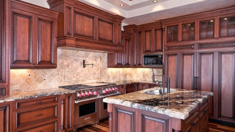 Designer Kitchen Cabinetry