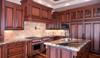 Designer Kitchen Cabinetry