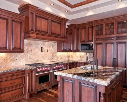 kitchen design ideas renovations photos with terracotta