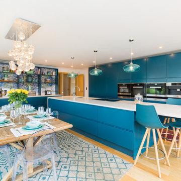 Designer Luxe Kitchen