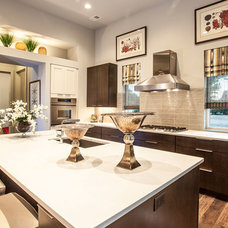 Transitional Kitchen by JM Designer Properties, LLC