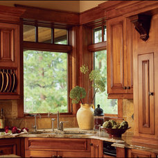 Traditional Kitchen by ASAP Windows and Siding