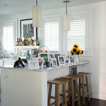 Designer's Cottage: Kitchen